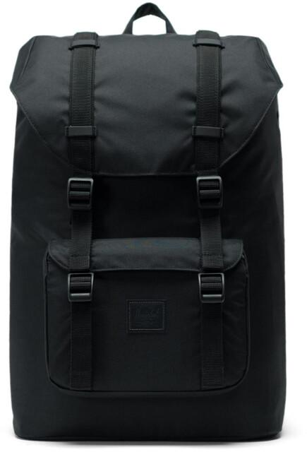 Herschel Little America Mid Volume Light Backpack black